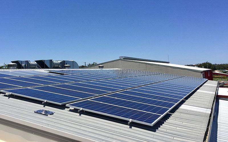 Instalación solar para autoconsumo agrícola