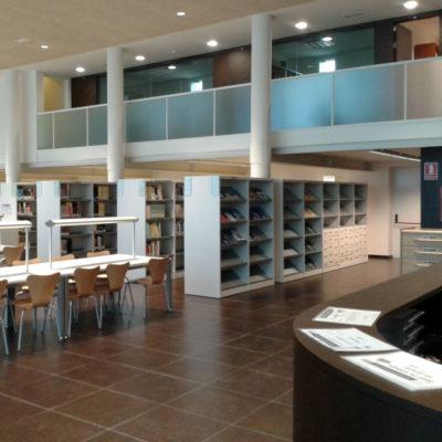 Climatización Facultad de Ciencias de la Salud Málaga