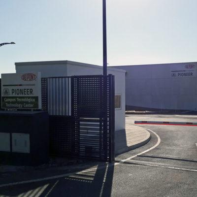 Centro tecnológico de investigación y tratamiento de semillas - Dupont Pioneer