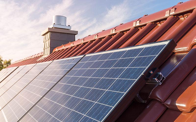 Instalación solar para autoconsumo residencial