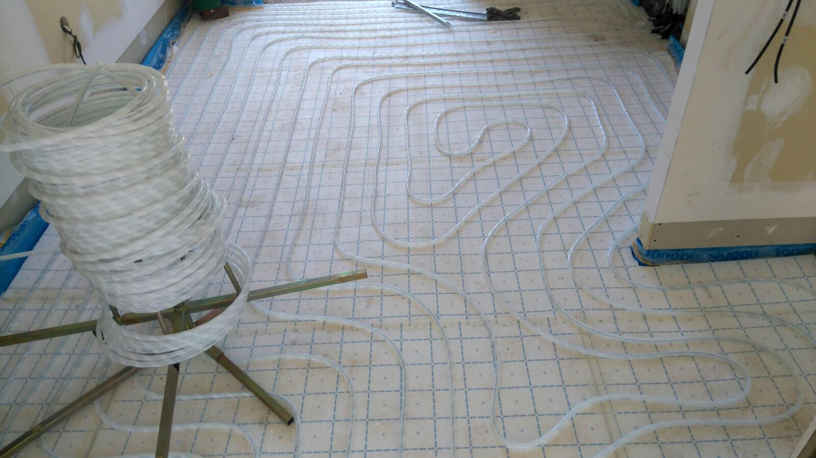 Calefaccion Por Suelo Radiante - Ideas De Disenos - Ciboney.net