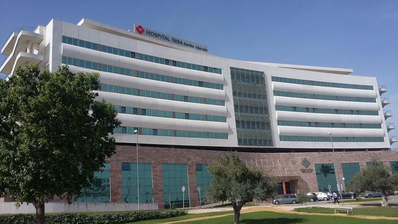 Mantenimiento climatización Hospital NISA Aljarafe