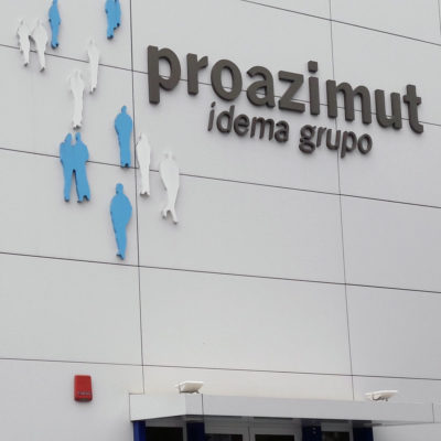 Mantenimiento climatización sede Proazimut Idema Grupo