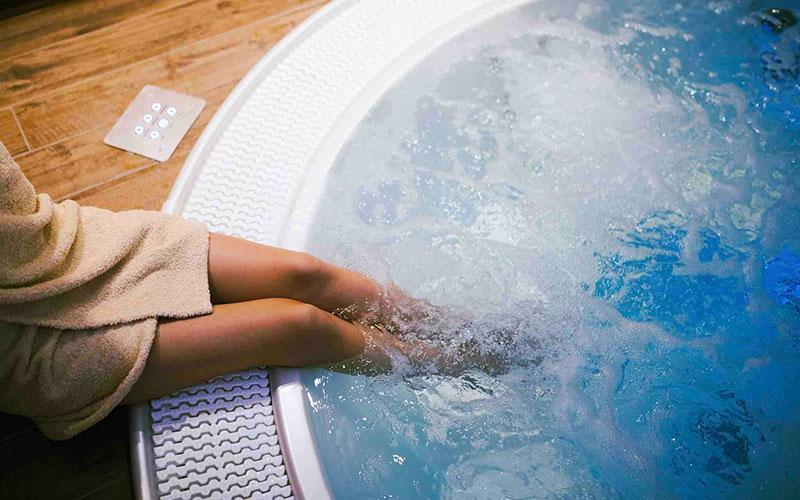 Instalación solar térmica para hoteles y spa